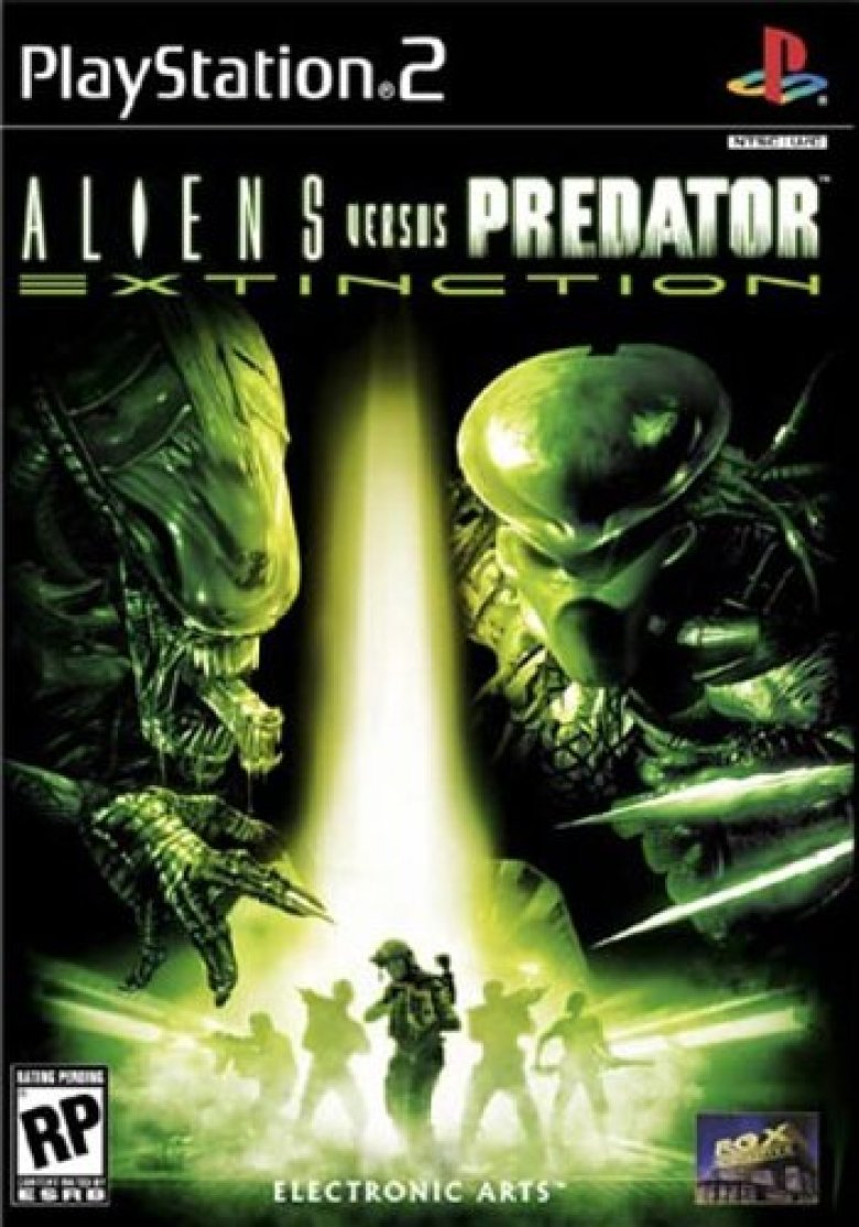 Aliens vs Predator Extinction PS2 link