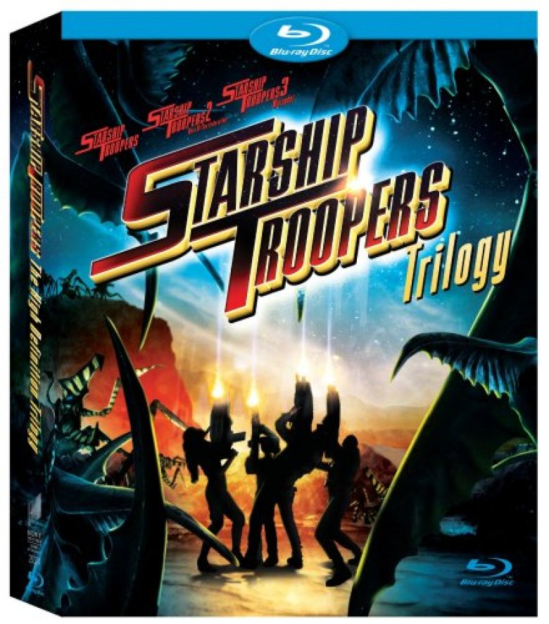 starship troopers 3 film link acquisto