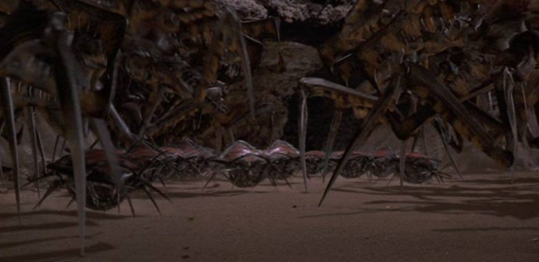 chariot bug starship troopers