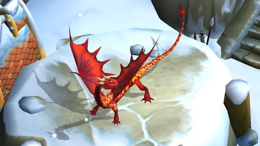 Terrafondaio Dragon Trainer Bestiario