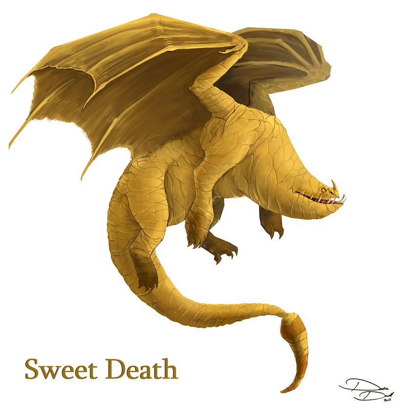 Dragon Trainer Morte Dolce Bestiario