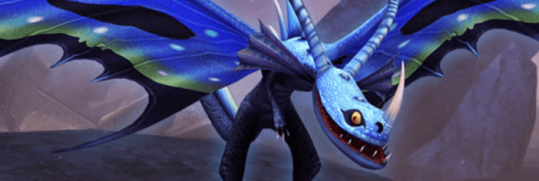 Cantante Strisciante Dragon Trainer Bestiario