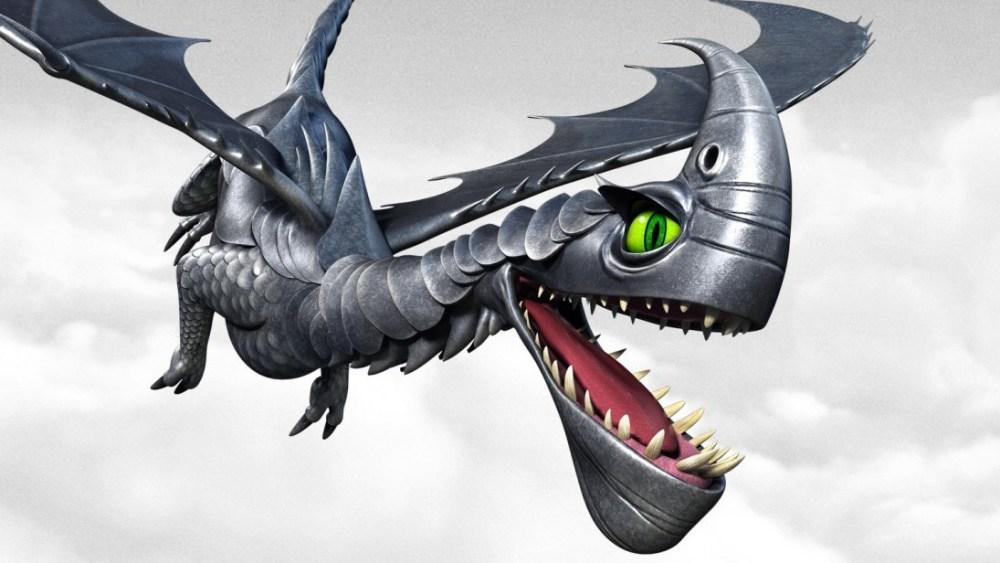 Razorwhip Frusta Radente Dragon Trainer