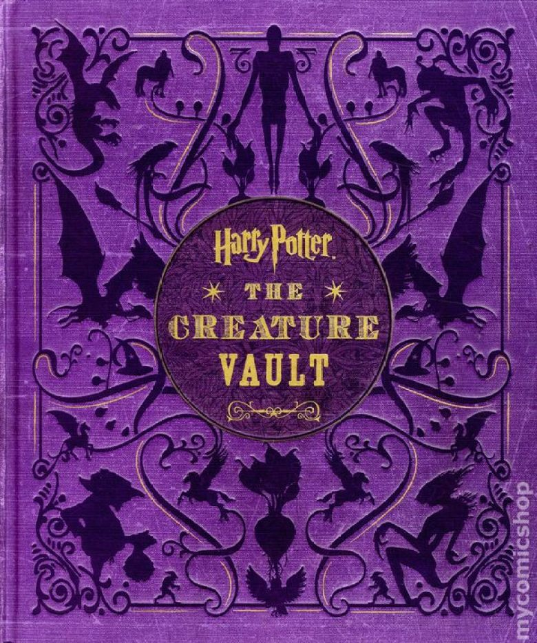 Libro delle creature magiche di Harry Potter link amazon