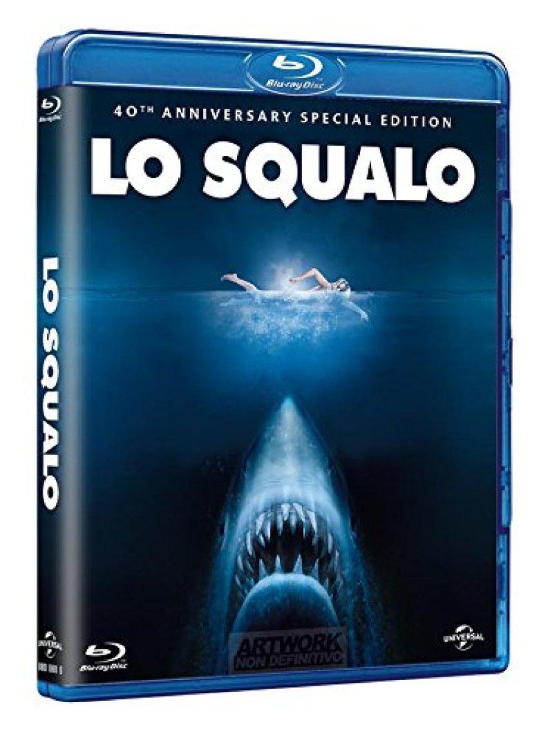 Link per acquistare blu-ray lo squalo