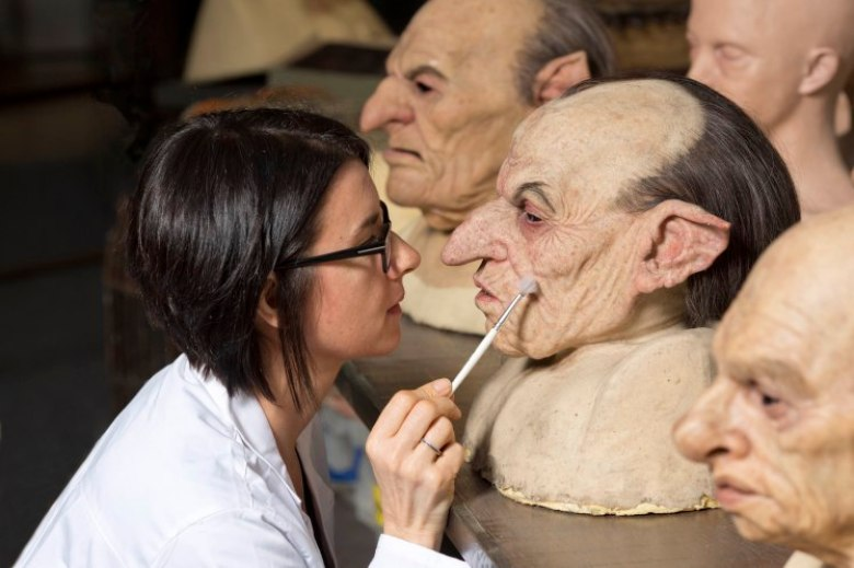 Sarita Allison, Creature Effects Artist di Harry Potter