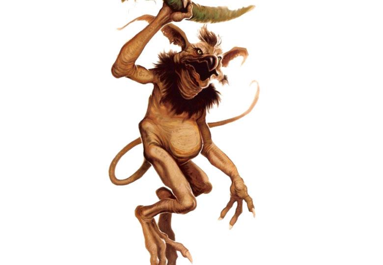 Scimmia Kowakiana star wars