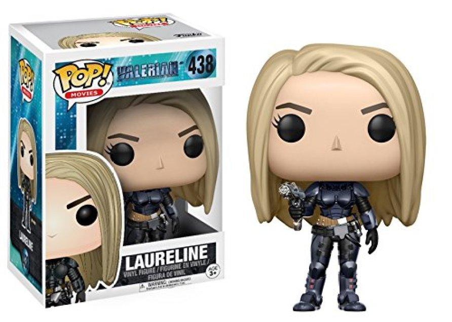 Funko Pop Laureline di Valerian