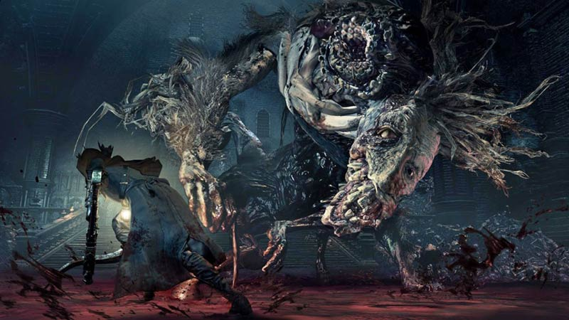 Bloodborne Ludwig il Maledetto