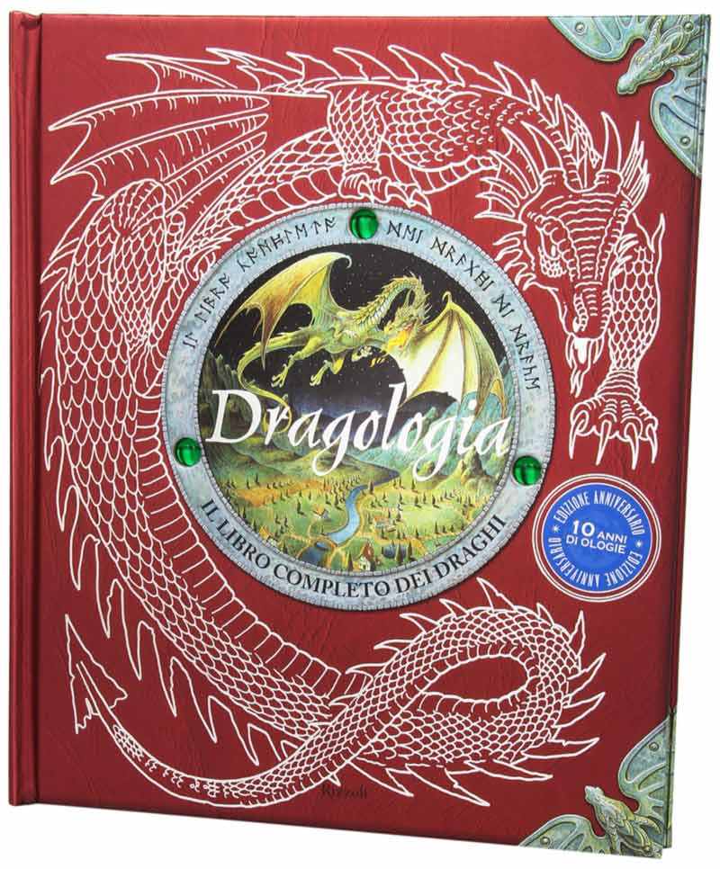 Dragologia libro illustrato link per acquisto