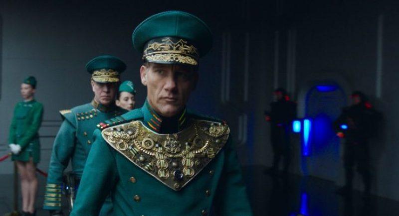 Clive Owen in Valerian di Luc Besson