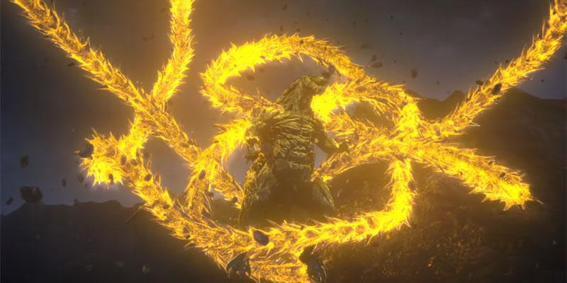 Ghidorah Godzilla Netflix