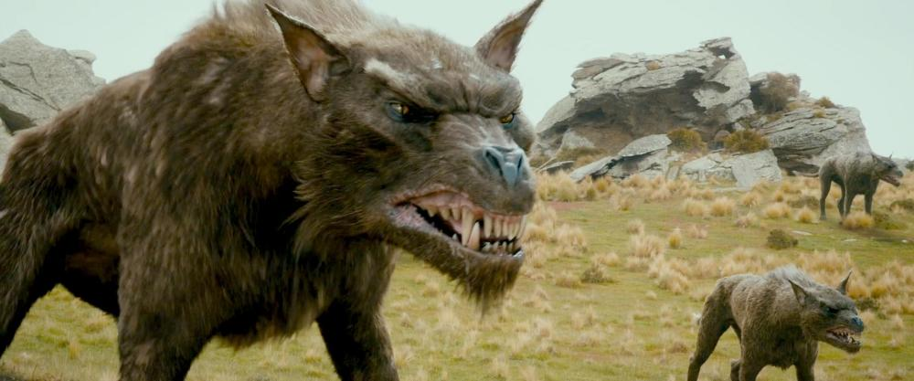 Lo Hobbit warg mannari
