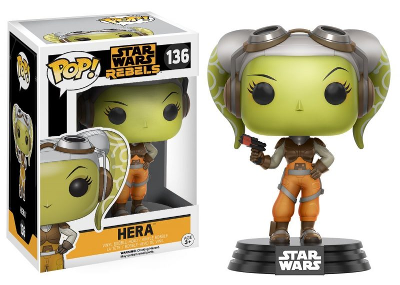 Funko Pop Hera Star Wars Rebels
