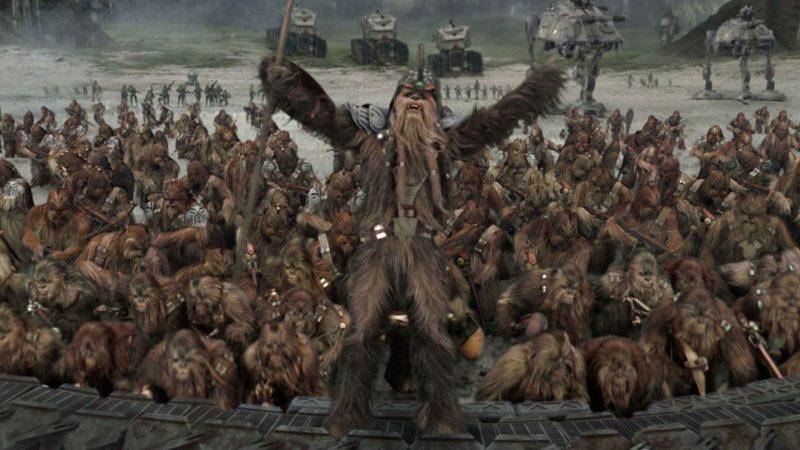 Wookie ne La vendetta dei Sith