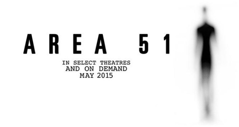 Area 51 poster del film anteprima