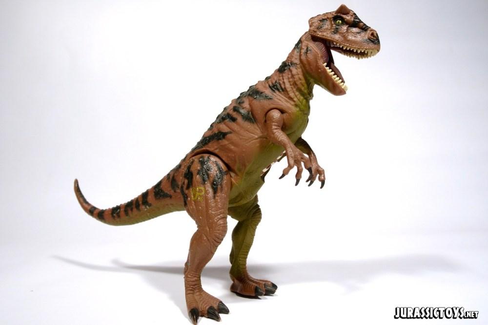 Carnotauro giocattolo JurassicToys
