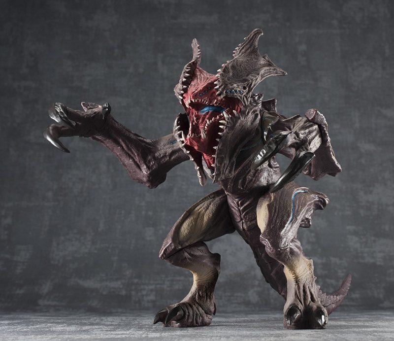 Action figure di Raijin della Bandai