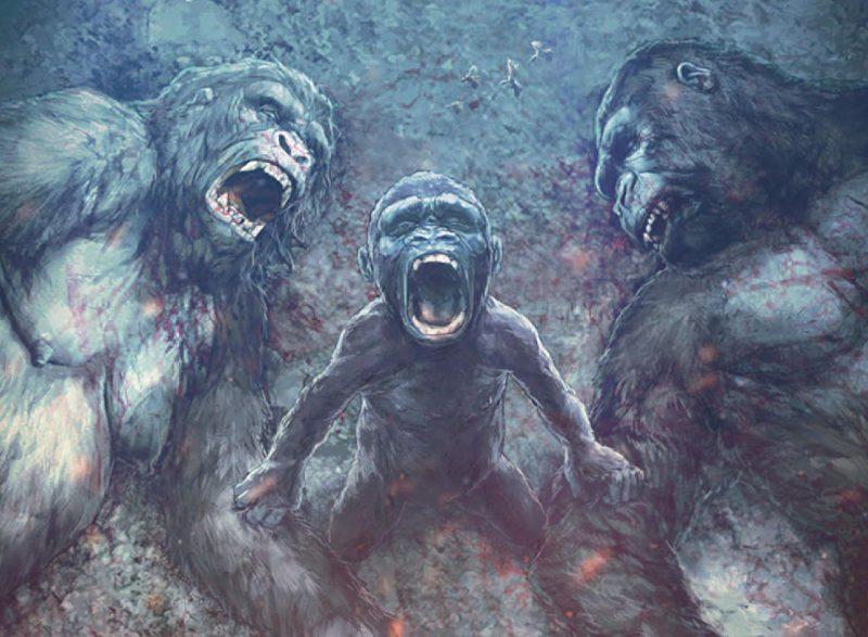 Genitori di Kong morti