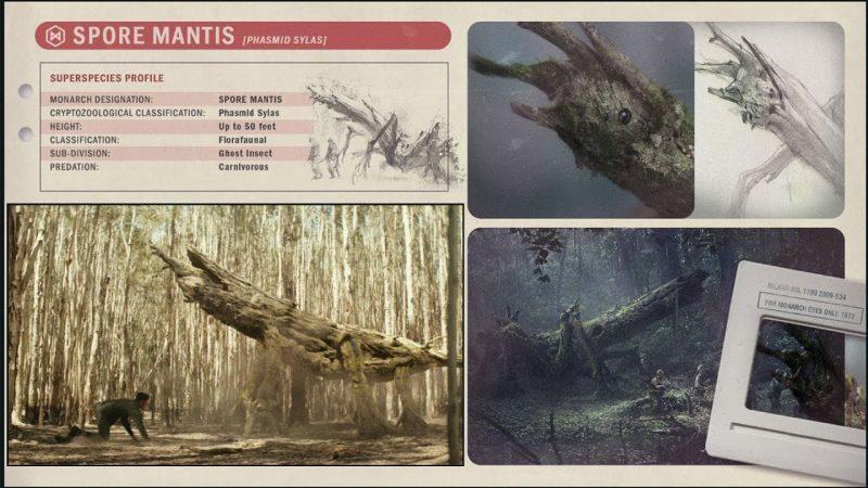 Spore Mantis Birth of Kong