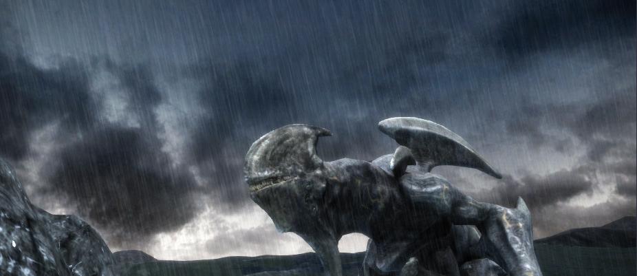 Il Kaiju Mutavore nel videogame ufficiale