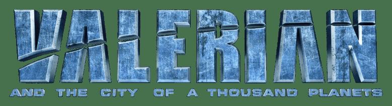 Valerian di Luc Besson logo