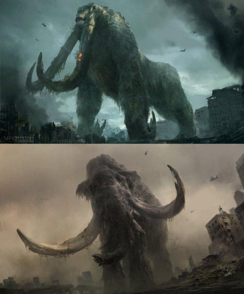 BEHEMOTH e Mammuth nel film