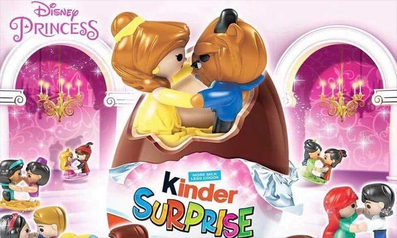 Disney principesse Kinder