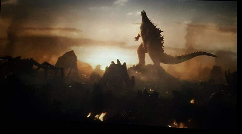 Finale di King of the Monsters