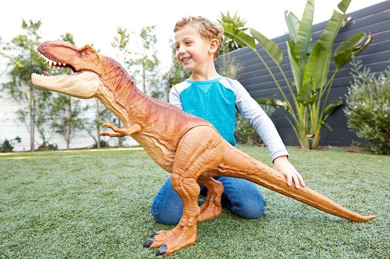 Mattel giocattolo t-rex link per acquisto