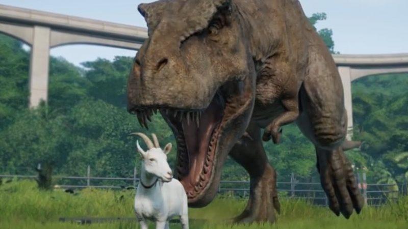 Tirannosauro Fallen Kingdom