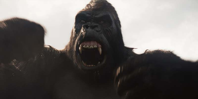 King Kong mostro Ready Player One