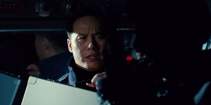 Dottor Wu in Fallen Kingdom