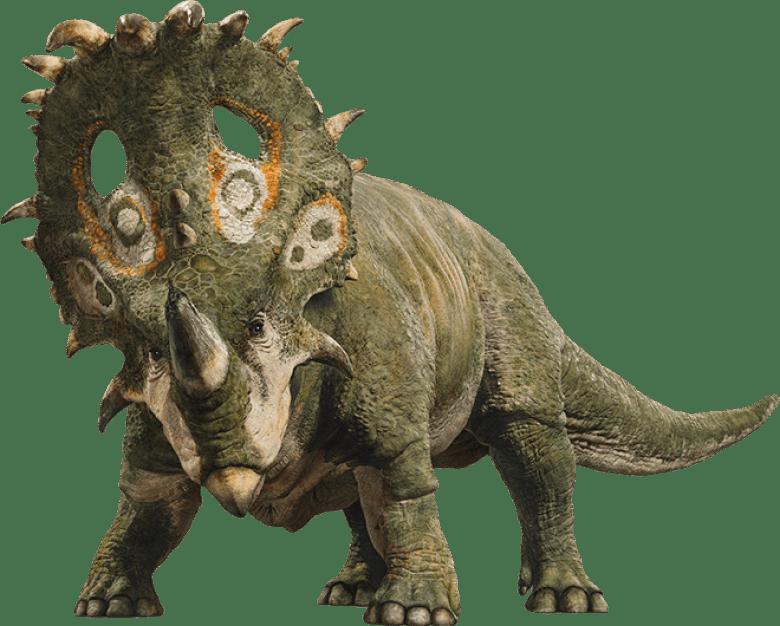 Sinoceratopo in Jurassic World