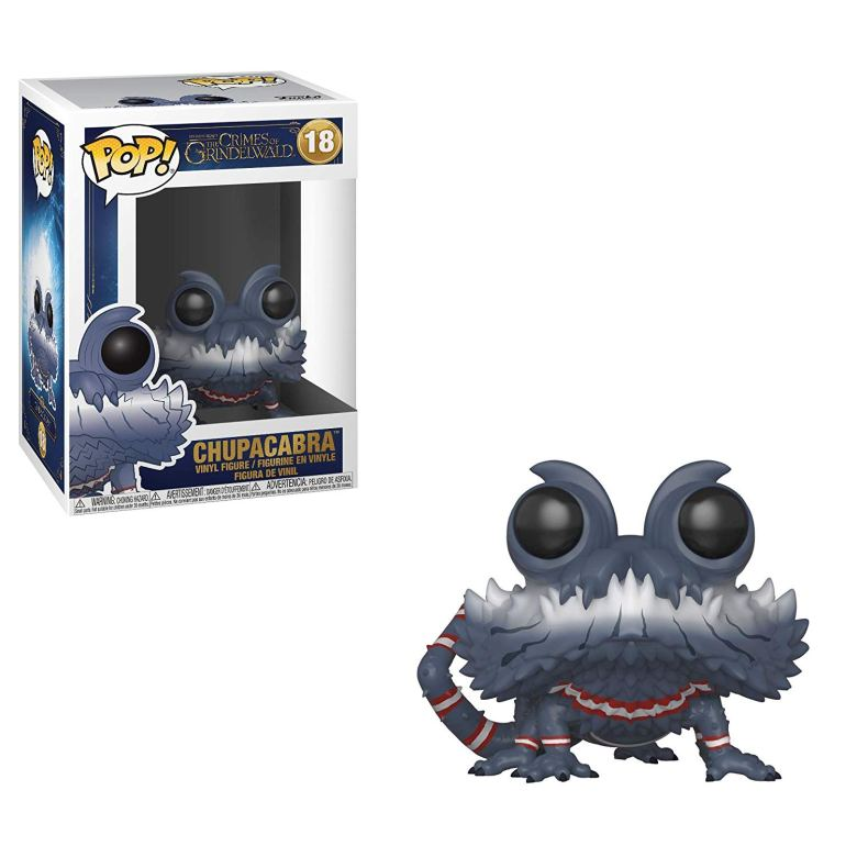 chupacabra amazon animali fantastici pop