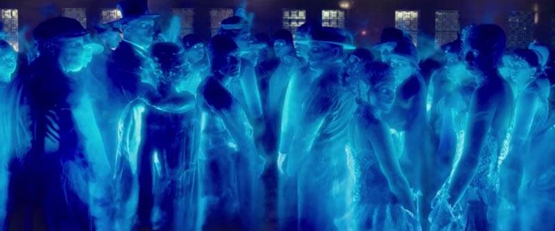 Parata spettri Ghostbusters reboot