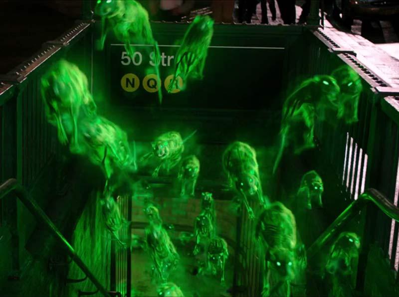 ratti fantasma ghostbusters