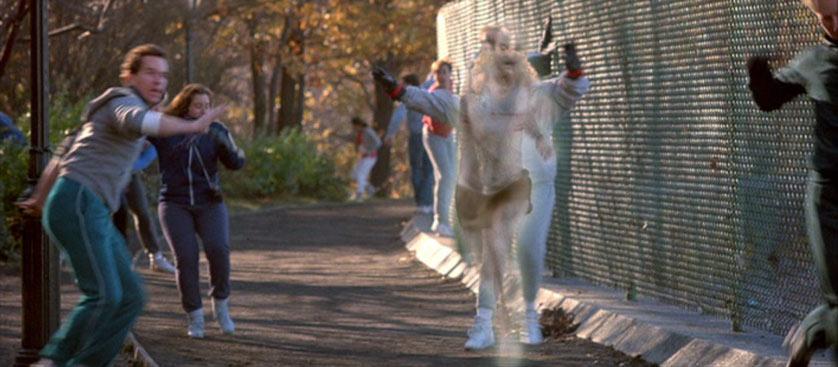Runner fantasma film Ghostbusters