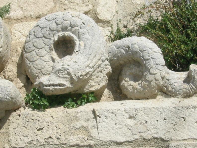 Biddrina statua Sicilia