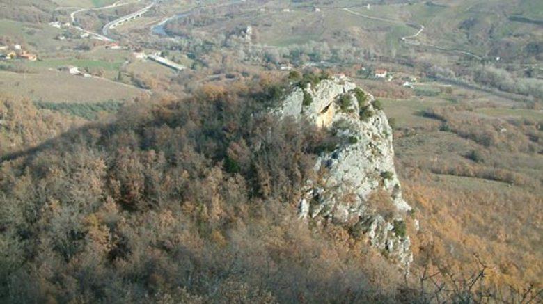 Cantone della Fata montagna Molise