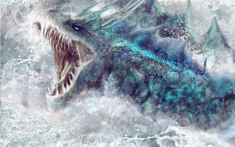 Landoro mostro marino