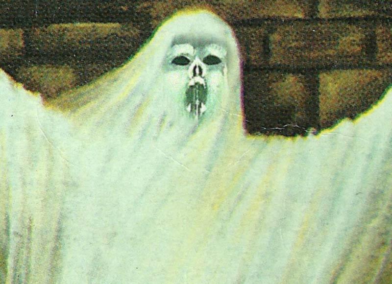 Bestiario lombardia fantasma di castenedolo