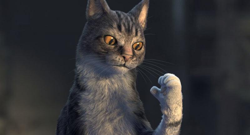 gatti love death and robots serie