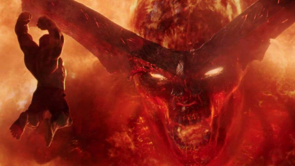 Surtur demone Marvel