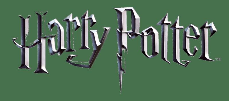 Harry Potter logo della saga