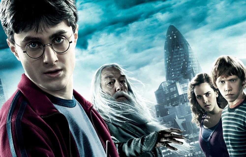 Harry Potter e il Principe Mezzosangue personaggi principali