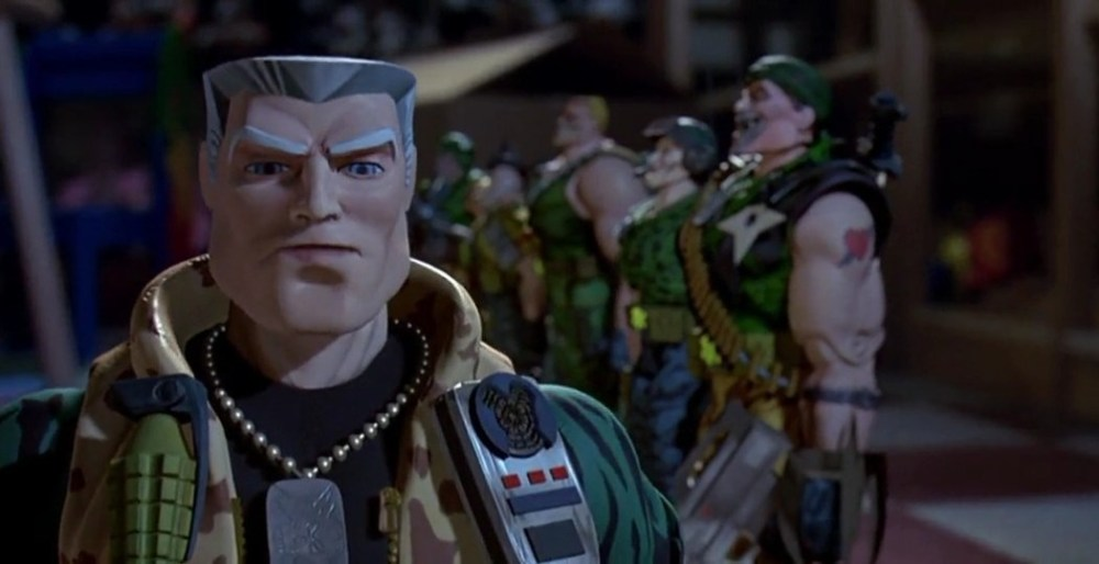 Small Soldiers cattivi