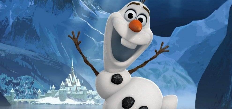 Olaf personaggio Frozen