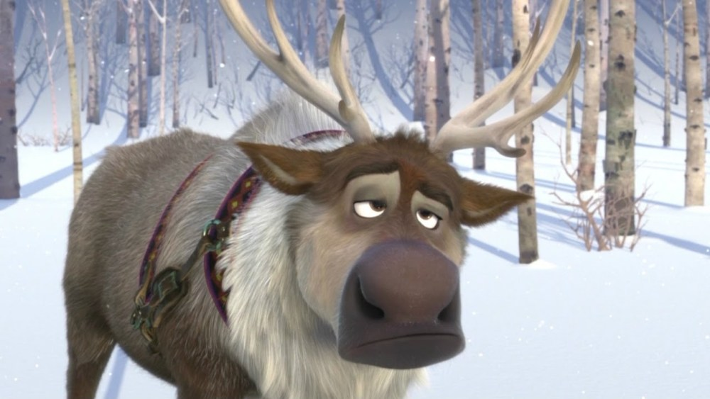 Sven in Frozen