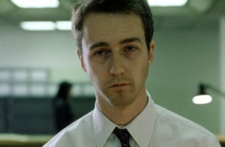 Fight Club Edward Norton copia
